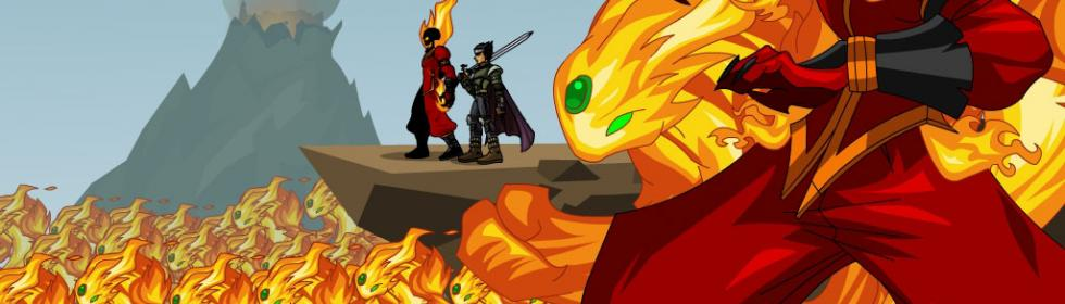 DragonFable Cover Art