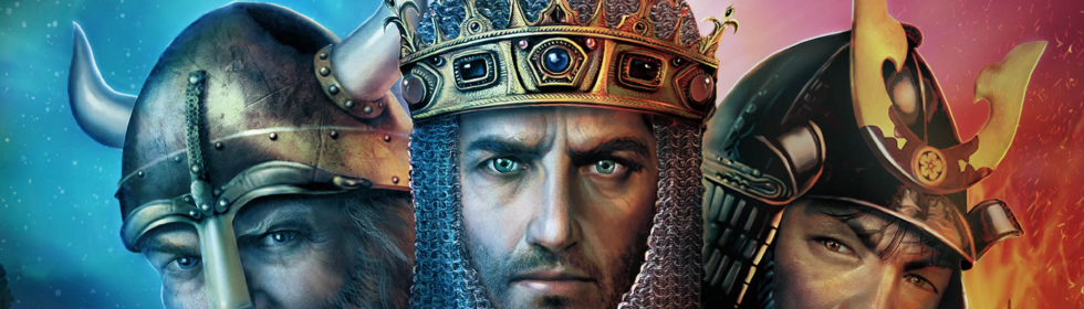 Age of Empires II: The Age of Kings Cover Art
