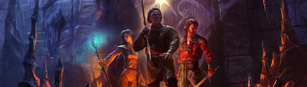 Avernum: Escape From The Pit Cover Art