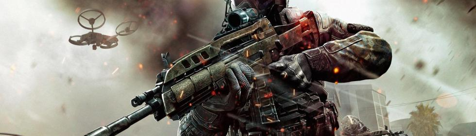 Banner Art for Games Like Call of Duty: Black Ops II