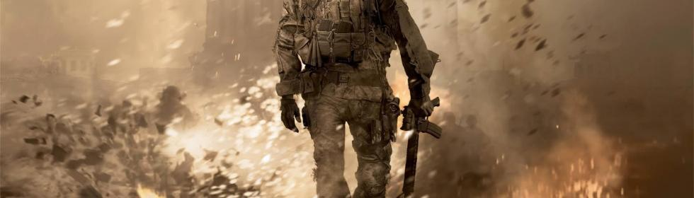 Call of Duty: Modern Warfare 2 Cover Art