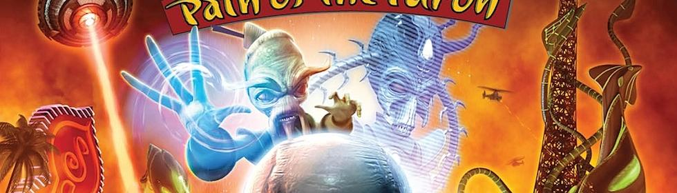 Destroy All Humans! Path of the Furon Cover Art