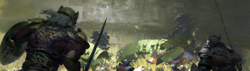 Banner Art for Games Like Guild Wars 2