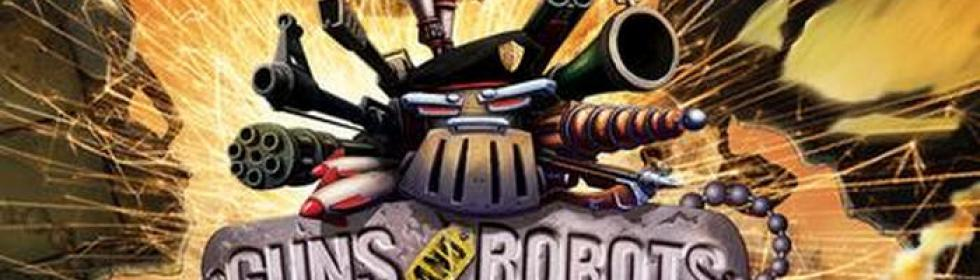 Guns and Robots Cover Art