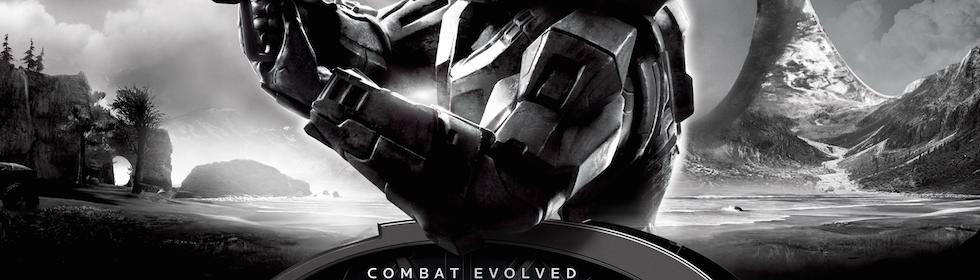 Halo: Combat Evolved Anniversary Cover Art