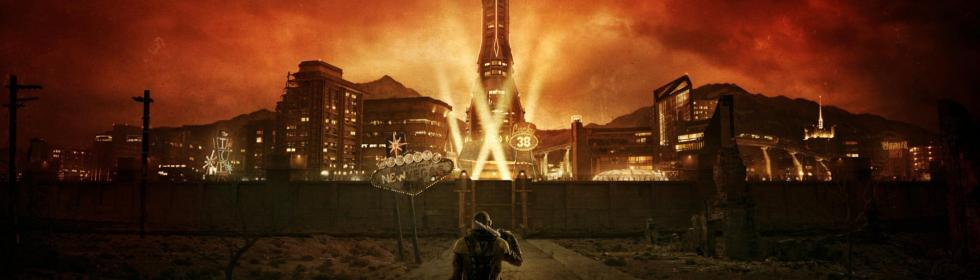 Banner Art for Games Like Fallout: New Vegas