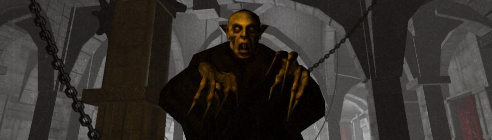 Nosferatu: The Wrath of Malachi Cover Art