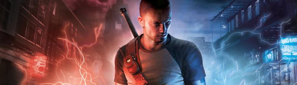 Infamous 2 Cover Art