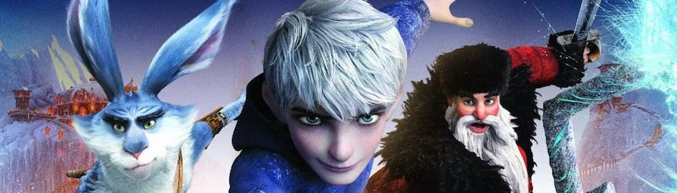 Rise of The Guardians: The Video Game Cover Art