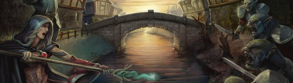 Banner Art for Games Like Runescape