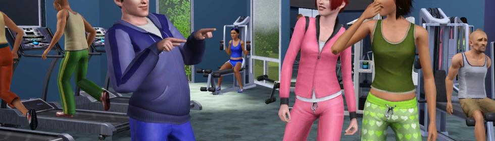 The Sims 3 Cover Art