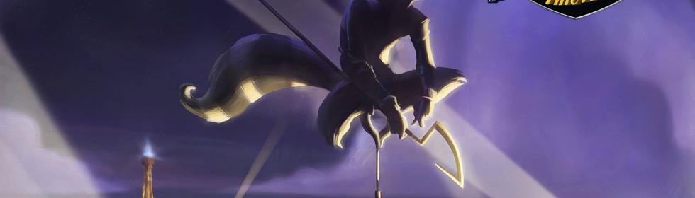 Sly Cooper: Thieves in Time Cover Art