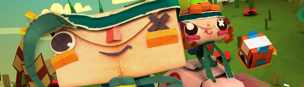 Tearaway Cover Art