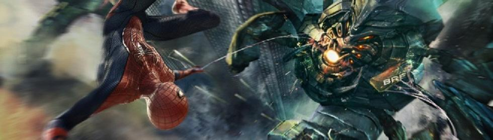 Banner Art for Games Like The Amazing Spider-Man
