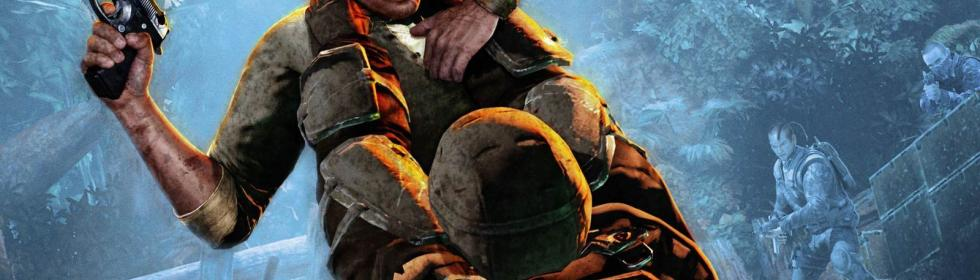 Banner Art for Games Like Uncharted 2: Among Thieves