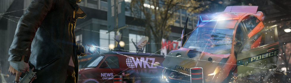 Banner Art for Games Like Watch Dogs
