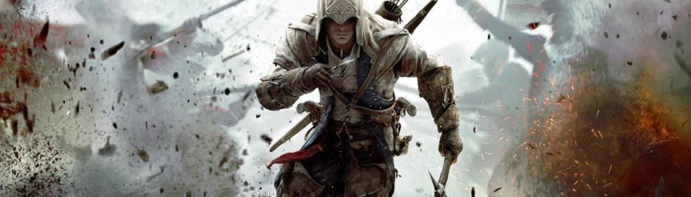 Banner Art for Games Like Assassin's Creed III