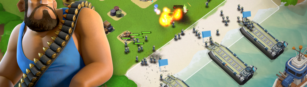 Boom Beach Cover Art