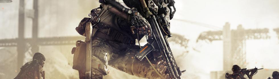 Call of Duty: Advanced Warfare Cover Art
