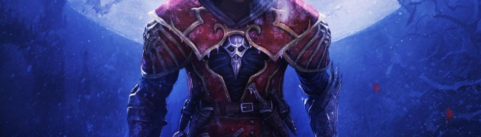 Castlevania: Lords of Shadow Cover Art