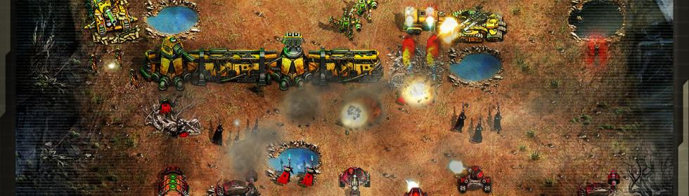 Command & Conquer: Tiberium Alliances Cover Art