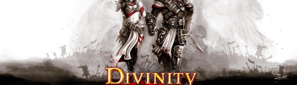 Divinity: Original Sin Cover Art