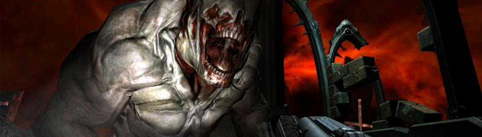 Doom 3 Cover Art