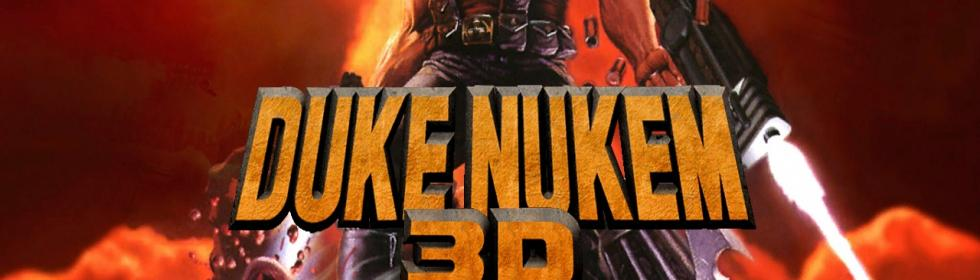 Duke Nukem 3D Cover Art