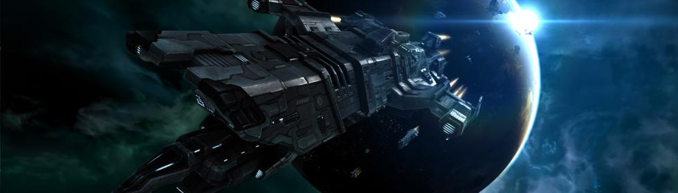 Eve Online Cover Art