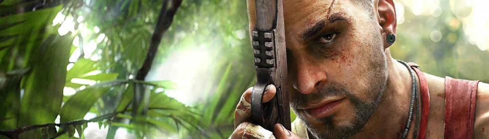 Banner Art for Games Like Far Cry 3
