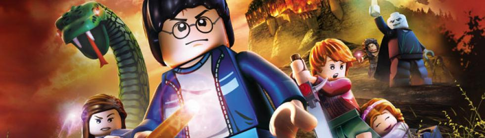 LEGO Harry Potter: Years 5-7 Cover Art