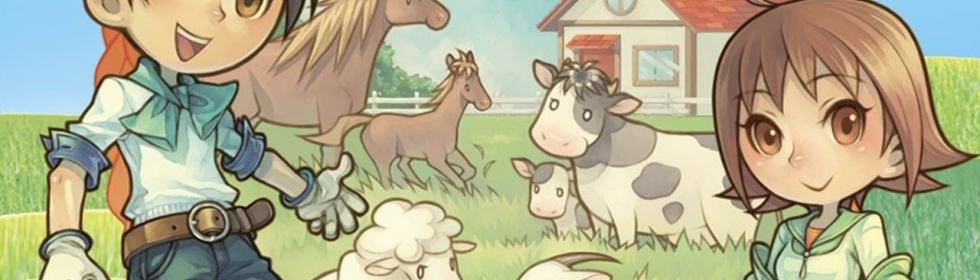 Harvest Moon: Tree of Tranquillity Cover Art