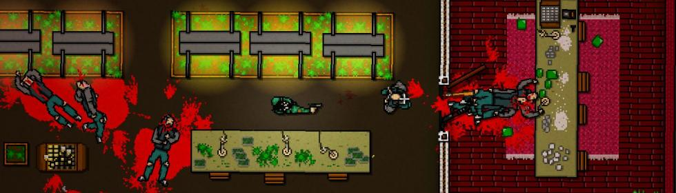 Hotline Miami 2: Wrong Number Cover Art