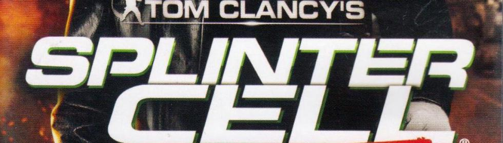 Tom Clancy's Splinter Cell: Essentials Cover Art