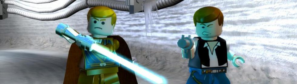 Lego Star Wars: The Complete Saga Cover Art