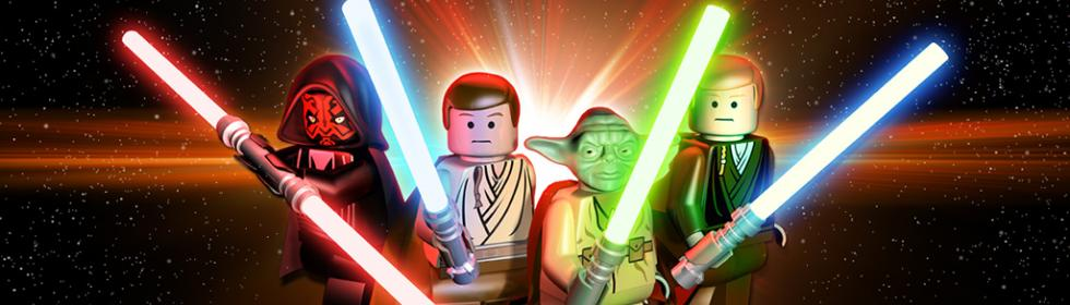 Banner Art for Games Like Lego Star Wars: The Video Game