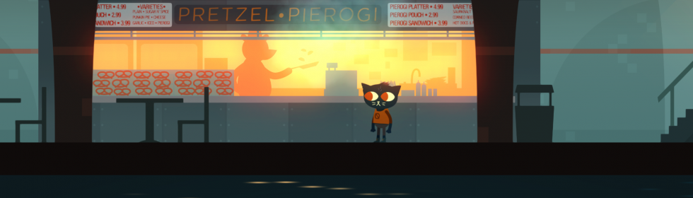 Night in the Woods Cover Art
