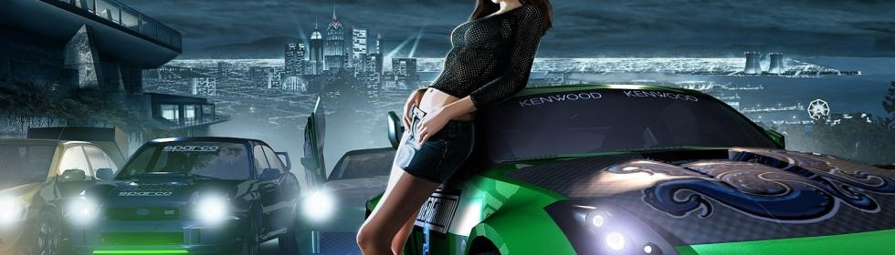 Need for Speed: Underground Cover Art