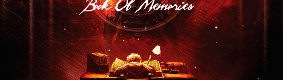 Silent Hill: Book of Memories Cover Art