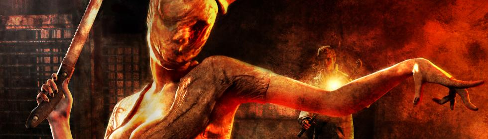 Banner Art for Games Like Silent Hill: Homecoming