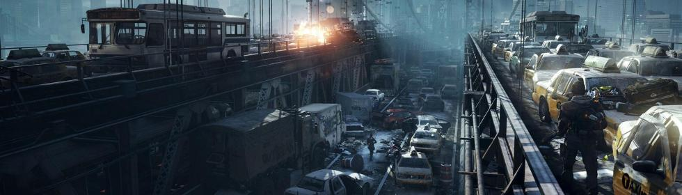 Tom Clancy's The Division Cover Art