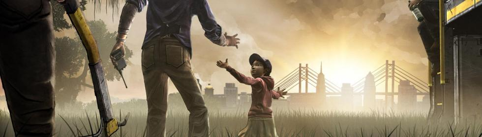 Banner Art for Games Like The Walking Dead