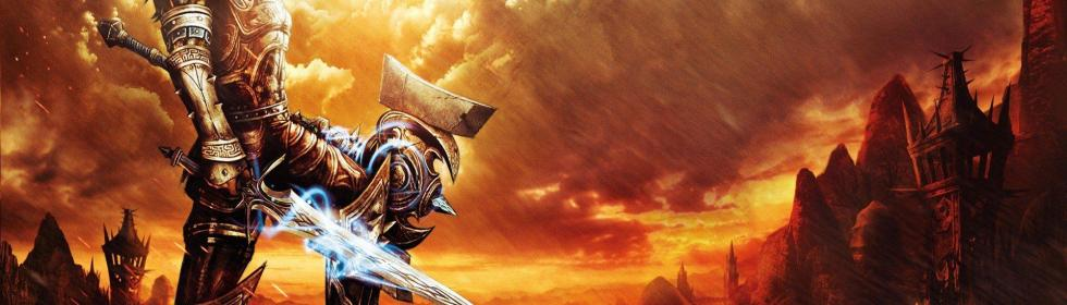 Kingdoms of Amalur: Reckoning Cover Art