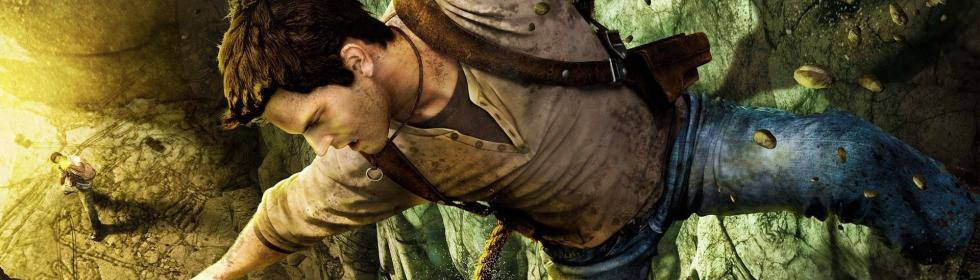 Uncharted: Drake's Fortune Cover Art
