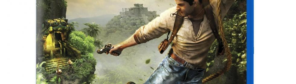 Uncharted: Golden Abyss Cover Art