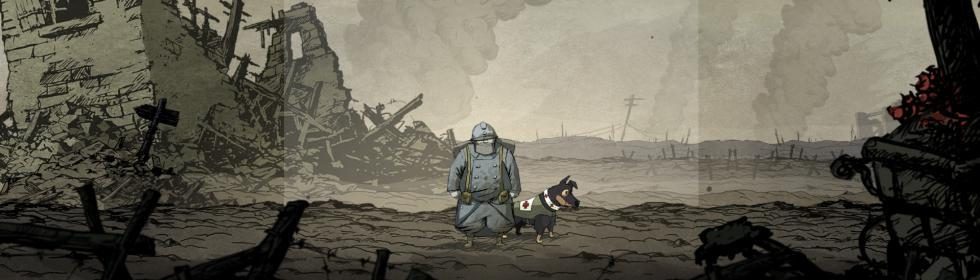 Valiant Hearts: The Great War Cover Art