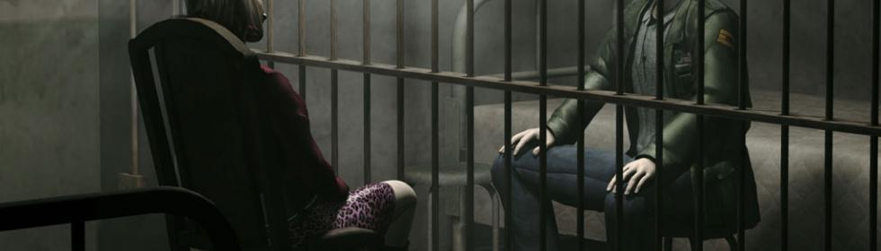 Banner Art for Games Like Silent Hill 2