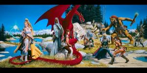 Games Like Everquest