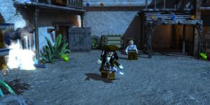 Games Like LEGO Pirates of the Caribbean