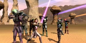 Games Like Star Wars Galaxies